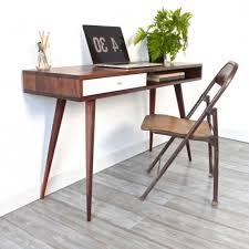 remodelaholic diy mid century modern desk regarding contemporary household mid century computer desk plan