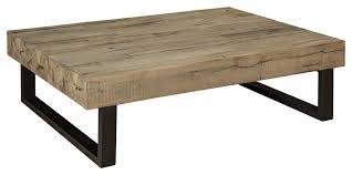 vigas coffee table vigas finish