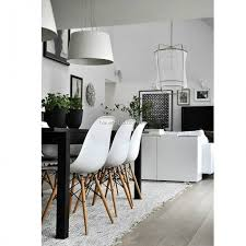 white modern dining chairs. Luxury Modern Leisure Cafe Restaurant PP Dining Chair (White) White Chairs
