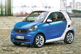 Smart fortwo, coupé 2017, neuwagen mit Top Rabatten!