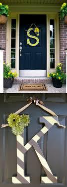 letters for front doorBest 25 Initial door letters ideas on Pinterest  Letter door