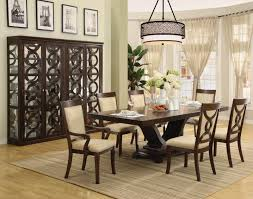 Country Dining Room Sets  French Country Dining E Dcor Ideas - Formal farmhouse dining room ideas
