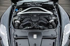 ... 5.9-litre V12 Aston Martin Vanquish S Volante Engine  Autocar