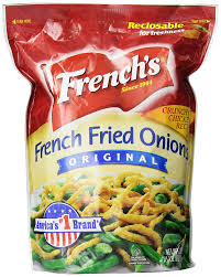 french s fried onions chicken. Interesting Onions Amazoncom  Frenchu0027s Fried Onions Original 24 Ounce Onion Spices And  Herbs Grocery U0026 Gourmet Food With French S Chicken N