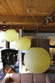 rare original three tiered bubble lamp by george nelson for howard nelson pendant lamp replica nelson pendant light knock off