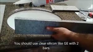 bathroom vanity granite backsplash. Step By How To Install Granite Backsplash And Sidesplash On Bath Vanity - YouTube Bathroom E