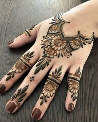 Easy Cone Design For Hands 50 Simple Mehndi Design Ideas To Save For Weddings And