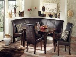 leather breakfast nook furniture. Leather Breakfast Nook Furniture H
