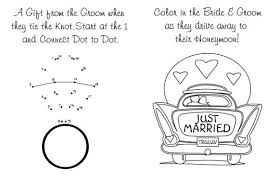 Free Printable Wedding Kids Activity Book United With Love Free