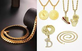 gold chains for men in 2019