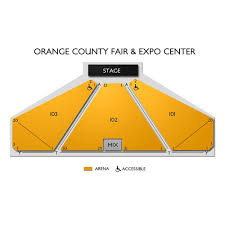 Orange County Fair And Event Center Tickets