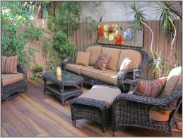 screen porch furniture ideas. Cozy Seating With Deck Decorating Ideas: Wicker Patio Furniture Seat Cushions And Screen Porch Ideas R