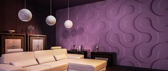3d textured wall panels for modern living room