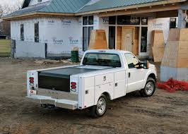 Retractable Truck Bed Cover For Utility Trucks