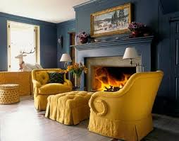 HomeOfficeDecoration  Yellow Themed Living Room Design IdeasYellow Themed Living Room