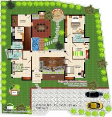 Floor Plan Design Interlocking Brick House Distinctive Eco