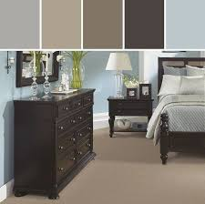 what color carpet goes with brown furniture