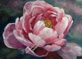 paintings of peony roses and forget me nots yahoo image search results