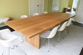 Industrial Extending Dining Table Oak Dining Tables Simple White Wood Dining Tables With Oak Wood