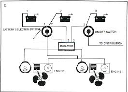 boat battery wiring diagrams