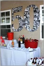 50th birthday party decorations birthday party ideas for him agreeable th birthday party decorations for him