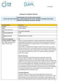 Employee Profile Format 10 Employee Profiles Template Nycasc