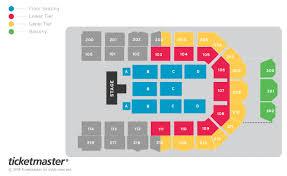 Metro Radio Arena Seating Chart The Who At Utilita Arena On Mar 21 2020