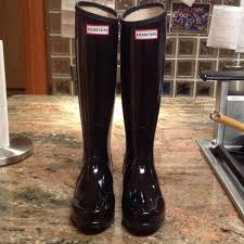 hunter boots size 6 hunter shoes need to sell sandhurst equestrian rain boot poshmark