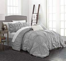silver bedding sets queen uk