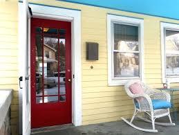yellow houses with red doors yellow house front door door ideas biz pictures of yellow houses