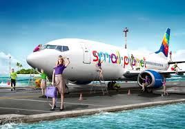 Картинки по запросу small planet airlines photos