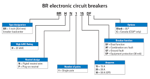 Eaton Heater Chart Residential Circuit Breakers Br Circuit Breakers Eaton