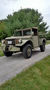 1952 dodge m37 winch 10 500 il