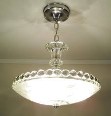 art deco reproduction lighting. art deco glass chandelier vintage ceiling light fixture satin crystal reproduction lighting h