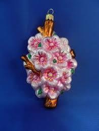 cherry blossoms washinton flowers gl tree ornament poland 011258