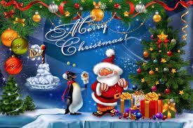Cute Merry Christmas background Full HD ...
