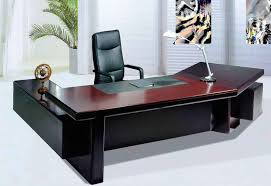 office table. Designer Style Executive Desk Professional Office Furniture Model Table