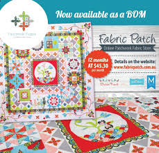 Patchwork Puzzle: Fabric Patch: Patchwork Quilting fabrics, Moda ... & Patchwork Puzzle - BOM - 12 months subscription - Australia only Adamdwight.com