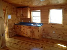 small cabin kitchen designs. log cabin interiors for the most comfortable at home - homestylediary.com small kitchen designs