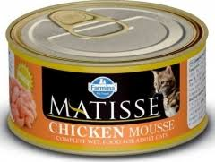 <b>Консервы</b> для кошек <b>Farmina Matisse</b> Cat Chicken с курицой, 85 г ...