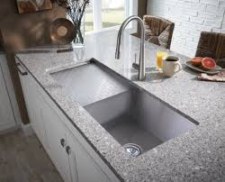 Granite Undermount Kitchen Sinks Install Kitchen Sink Granite Countertop Best Kitchen Ideas 2017