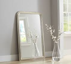 silver floor mirror. Exellent Silver Bonaparte Silver Gilt Floor Mirror In U
