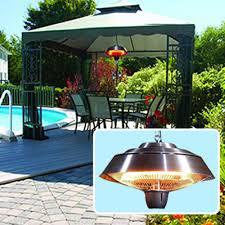 hanging patio heater. Hanging Outdoor Heater Patio Heaters | Dayva Fire G