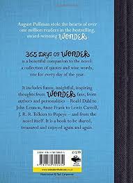 Wonder Book Quotes Interesting 48 Days Of Wonder Amazoncouk R J Palacio 48 Books