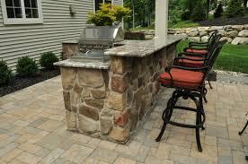 Granite For Outdoor Kitchen Outdoor Kitchens Clc Landscape Design