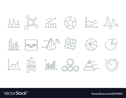 Trending Graph Business Graph Icon Trending Charts Simple Linear