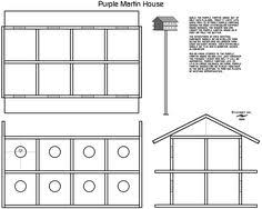 martin house plans. Martin Bird House Plans Why Passer Sparrow We Also Offer Free Purple Gourd Rack From Using Detailed To Building I Became