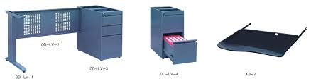 office desk components. Outstanding Office Secretary Desk Furniture Components Build Your Own