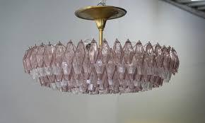 Venini Chandelier Lamp Kronleuchter Lampe Deckenlampe