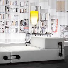 kartell trix sofa bed ambientedirect